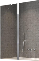 Стеклянная шторка для ванны Radaway Nes PND II 100 L / 10009100-01-01L -