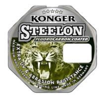 Леска монофильная Konger Steelon Fluorocarbon 0.25мм 100м / 220100025 -