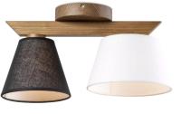 Потолочный светильник N&B Light Йоке 40077 (дуб) -