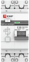 Дифференциальный автомат EKF PROxima АД-32 1P+N 16А/10мА / DA32-16-10-pro -