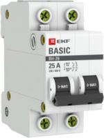 Выключатель нагрузки EKF Basic 2P 40А ВН-29 / SL29-2-40-bas -