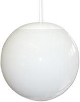 Потолочный светильник Элетех Шар 250 НСО 17-150-304 / 1005250640 (белый) -