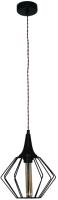 Потолочный светильник Элетех Форма 211 НСБ 01-60-142 / 1005404241 (черный) -