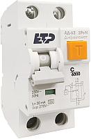 Дифференциальный автомат ETP АД-63 1P+N 20A/30мА (C) / 19054 -