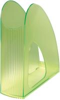 Лоток для бумаг HAN Twin / 1611/60 (прозрачный/зеленый) -