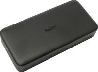 Портативное зарядное устройство Xiaomi Redmi Power Bank 20000mAh / VXN4304GL (черный) -