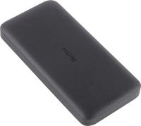 Портативное зарядное устройство Xiaomi Redmi Power Bank 10000mAh / VXN4305GL (черный) -