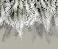 Фотообои листовые Citydecor Пальмовые листья (300x254) -