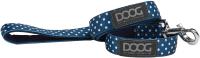 Поводок DOOG Stella / LEADNWS-S (синий в белый горох) -