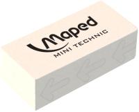 Ластик Maped Technic 300 / 011300 (белый) -