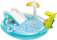 Водный игровой центр Intex Аллигатор / 57165 -