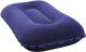 Надувная подушка Bestway Flocked Air Camp Pillow / 67121 (синий) -