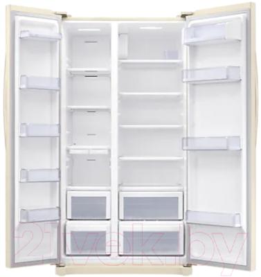 Холодильник с морозильником Samsung RS54N3003EF