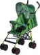 Детская прогулочная коляска Babyhit Dandy (green bubbles) -