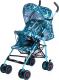 Детская прогулочная коляска Babyhit Dandy (wavy blue) -