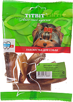 Лакомство для собак TiTBiT Бычий корень мини / 8666 -