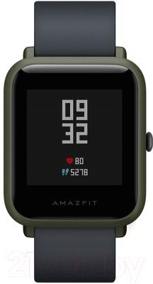 Умные часы Amazfit Bip / UYG4023RT (зеленый)