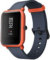 Умные часы Amazfit Bip / UYG4022RT (оранжевый) -