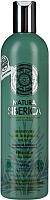 Шампунь для волос Natura Siberica Объем и баланс для жирных волос (400мл) -