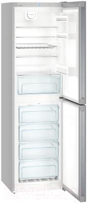 Холодильник с морозильником Liebherr CNel 4713