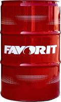 Моторное масло Favorit 2-Takt TC Moto / 56746 (60л, красный) -