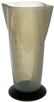 Мерный стакан Sergio Professional R104-AG (250мл, черный) -