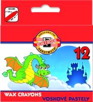 Набор цветных карандашей Koh-i-Noor 823 (12шт) -