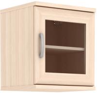 Шкаф навесной Уют Сервис Гарун-К 701.02 (молочный дуб) -