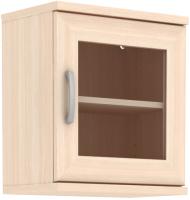 Шкаф навесной Уют Сервис Гарун-К 703.02 (молочный дуб) -