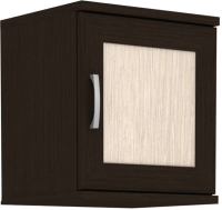 Шкаф навесной Уют Сервис Гарун-К 701.01 (венге) -