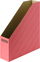 Лоток для бумаг OfficeSpace 225416 (красный) -