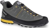 Трекинговые кроссовки Dolomite Diagonal Air / 275090-1289 (р-р 9.5, серебристо-зеленый/желтый) -