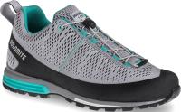 Трекинговые кроссовки Dolomite Diagonal Air / 275091-1290 (р-р 4.5, алюминево-зеленый/зеленый) -