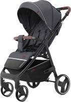 Детская прогулочная коляска Carrello Bravo / CRL-8512 (Serious Grey) -