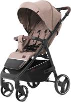 Детская прогулочная коляска Carrello Bravo / CRL-8512 (Linen Beige) -