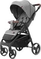 Детская прогулочная коляска Carrello Bravo / CRL-8512 (Elephant Grey) -