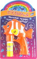 Набор мыльных пузырей Dream Makers Рыбка-пузырятор / D603 -