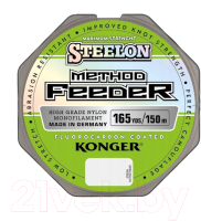 Леска монофильная Konger Steelon Method Feeder 0.30мм 150м / 257150030 -