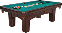 Бильярдный стол FORTUNA Brookstone Пул 8ф / 08055 (с комплектом аксессуаров) -