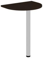 Стол-приставка Уют Сервис Гарун 781.0 (венге) -