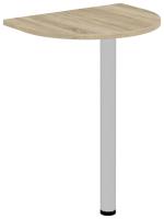 Стол-приставка Уют Сервис Гарун 781.0 (дуб сонома) -