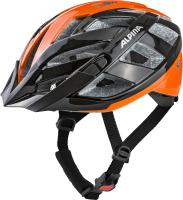 Защитный шлем Alpina Sports Panoma 2.0 / A9724-30 (р-р 52-57, черный/оранжевый) -
