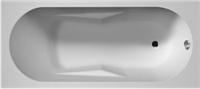 Ванна акриловая Riho Lazy 180 / BC4100500000000 -