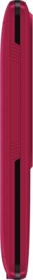 Мобильный телефон Vertex D552 (темно-красный)