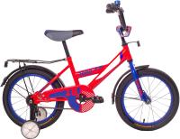 Детский велосипед Black Aqua DD-1602 (красный) -