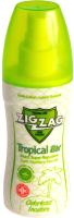 Спрей от насекомых ZIG ZAG Tropical репеллент без запаха (100мл) -