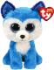 Мягкая игрушка TY Beanie Boo's Щенок хаски Prince / 36474 -