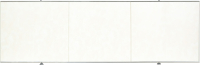Экран для ванны Comfort Alumin Белый глянцевый 160 -