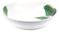 Тарелка столовая глубокая Белбогемия Соната. Экзотика 062 / 89460 -