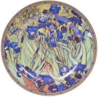 Тарелка закусочная (десертная) Белбогемия Ван Гог. Ирисы RN10092-Z021 / 86265 -